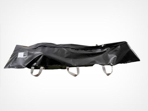 pvc yetişkin ceset torbası